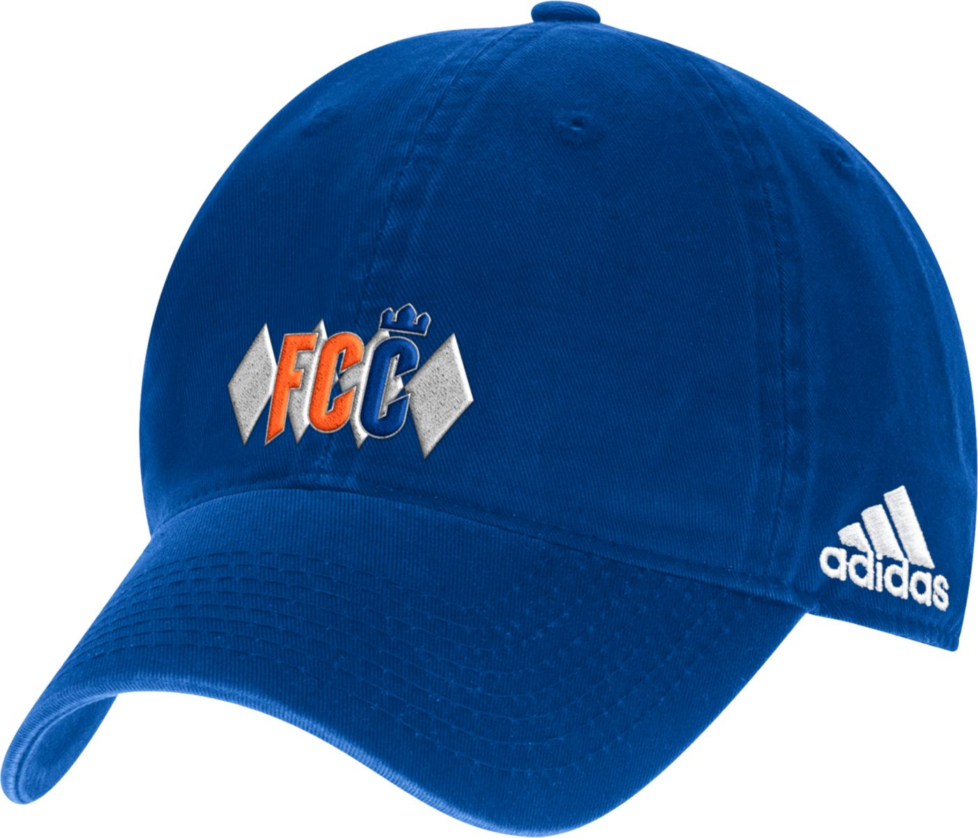 adidas Men's FC Cincinnati Diamond Blue Adjustable Hat