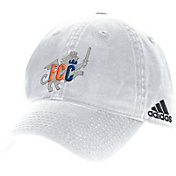 adidas Men's FC Cincinnati Lion Crest White Adjustable Hat