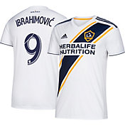 adidas Men's Los Angeles Galaxy Zlatan Ibrahimovic #9 Primary Replica Jersey
