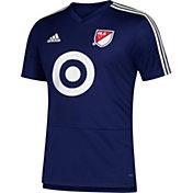 adidas Men's 2018 MLS All-Star Game Training Navy Performance Shirt
