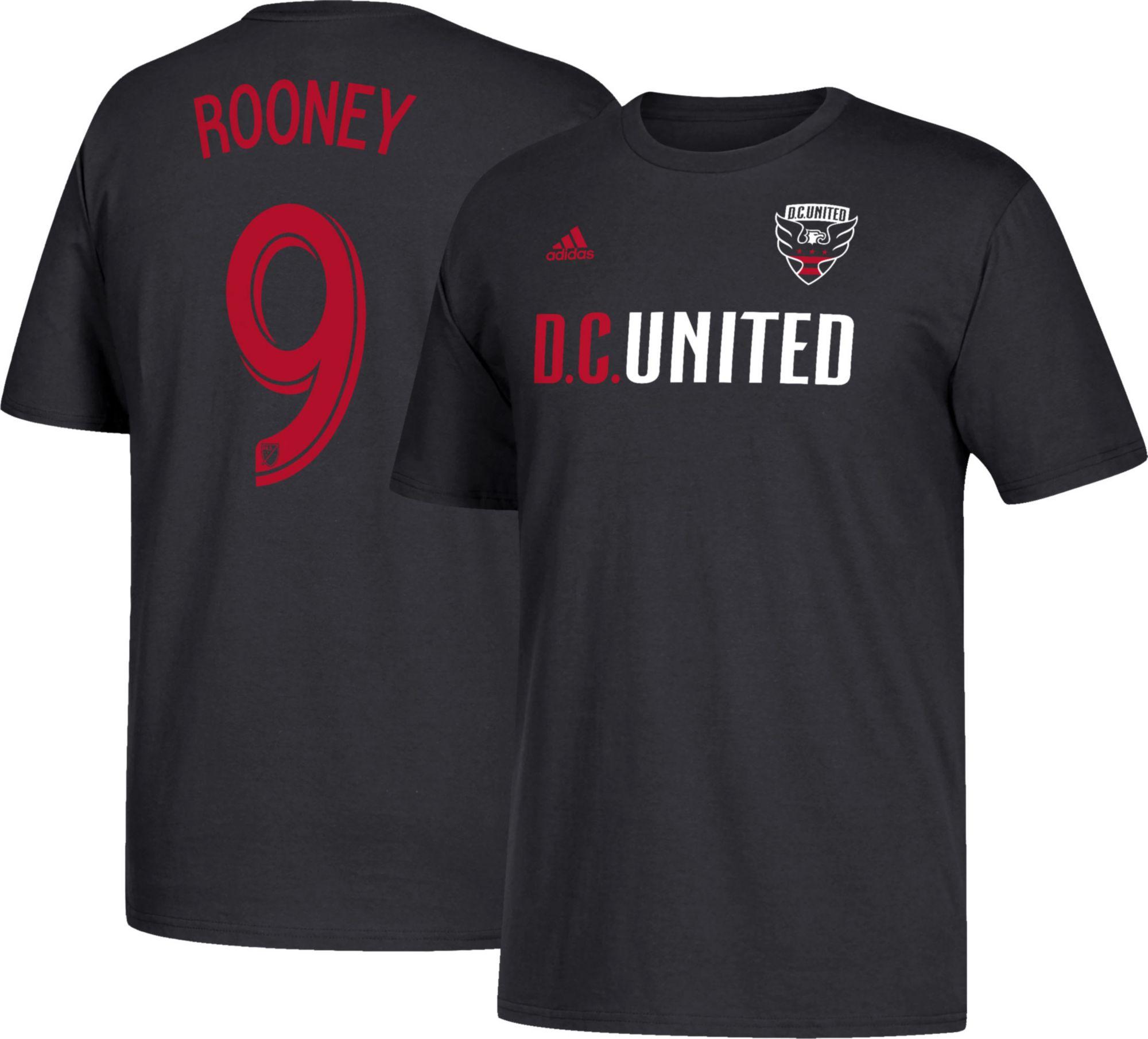 rooney jersey