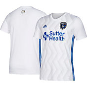 adidas Men's San Jose Earthquakes Secondary Replica Jersey