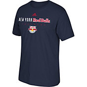 adidas Men's New York Red Bulls Go To Navy T-Shirt