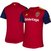 adidas Men's Real Salt Lake Primary Authentic Jersey