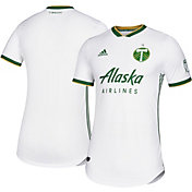 adidas Men's Portland Timbers Secondary Authentic Jersey