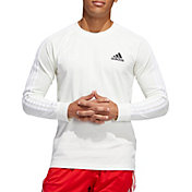 adidas Men's Marquee Long Sleeve Basketball Shirt