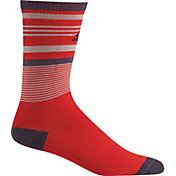 adidas Men's Tour Stripe Crew Golf Socks