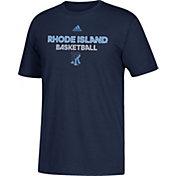 adidas Men's Rhode Island Rams Navy Go-To Basketball T-Shirt