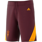 adidas Men's Arizona State Sun Devils Maroon Replica Basketball Shorts