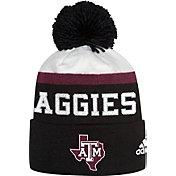 online store 9fedd 1550a Product Image · adidas Men s Texas A M Aggies Cuffed Pom Knit Black Beanie
