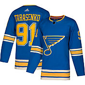 adidas Men's St. Louis Blues Vladimir Tarasenko #91 Authentic Pro Alternate Jersey