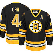 adidas Men's Boston Bruins Bobby Orr #4 Home Jersey