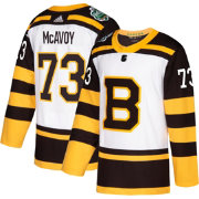 adidas Men's 2019 Winter Classic Boston Bruins Charlie McAvoy #73 Authentic Pro Jersey