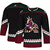 adidas Men's Arizona Coyotes Authentic Pro Alternate Jersey