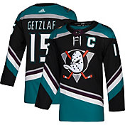 adidas Men's Anaheim Ducks Ryan Getzlaf #15 Authentic Pro Alternate Jersey