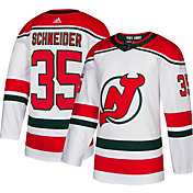 adidas Men's New Jersey Devils Cory Schneider #35 Authentic Pro Retro Jersey
