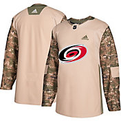 adidas Men's Carolina Hurricanes Camo Authentic Pro Jersey