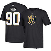 adidas Men's Vegas Golden Knights Tomas Tatar #90 Black T-Shirt