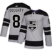 adidas Men's Los Angeles Kings Drew Doughty #8 Authentic Pro Alternate Jersey
