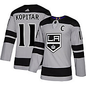 adidas Men's Los Angeles Kings Anze Kopitar #11 Authentic Pro Alternate Jersey