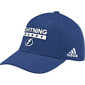 adidas Men's Tampa Bay Lightning Locker Room Blue Hat