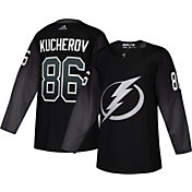 adidas Men's Tampa Bay Lightning Nikita Kucherov #86 Authentic Pro Alternate Jersey