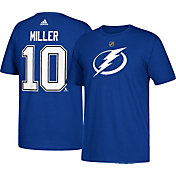 adidas Men's Tampa Bay Lightning J.T. Miller #10 Royal T-Shirt