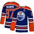 adidas Men's Edmonton Oilers Connor McDavid #97 Authentic Pro Alternate Jersey