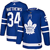 adidas Men's Toronto Maple Leafs Auston Matthews #34 Authentic Pro Home Jersey
