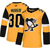 adidas Men's Pittsburgh Penguins Matt Murray #30 Authentic Pro Alternate Jersey