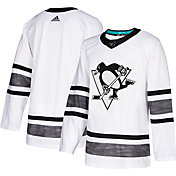 adidas Men's 2019 NHL All-Star Game Pittsburgh Penguins Authentic Pro Parley White Blank Jersey