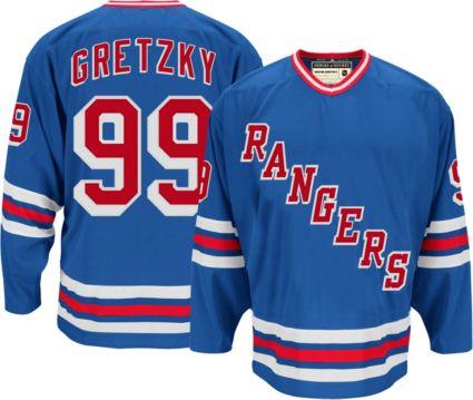 adidas Men s New York Rangers Wayne Gretzky  99 Home Jersey  172937b7a77