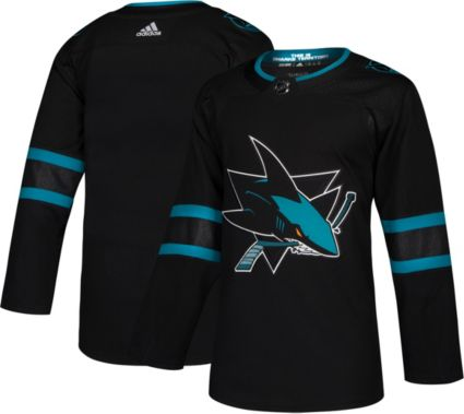 adidas Men s San Jose Sharks Authentic Pro Alternate Jersey  757b2611b