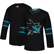 adidas Men's San Jose Sharks Authentic Pro Alternate Jersey