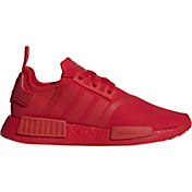 adidas Originals Men's NMD_R1 Shoes in Red/Red/Red