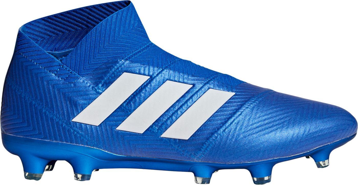 adidas Men's Nemeziz 18+ FG Soccer Cleats