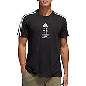 adidas Men's International Stripes T-Shirt
