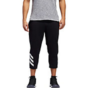 adidas Men's Pickup 3/4 Length Basketball Pants