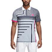 adidas Men's Abstract Tennis Polo