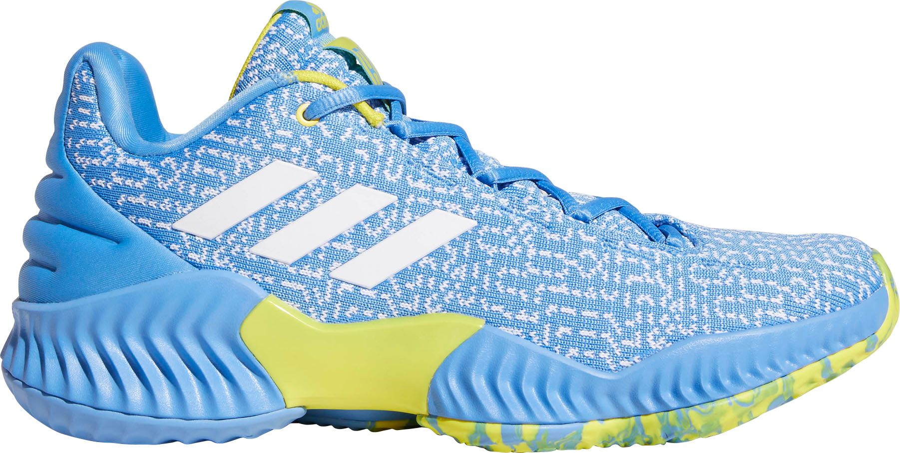51a9174aa adidas Men s Pro Bounce Low 2018 Basketball Shoes