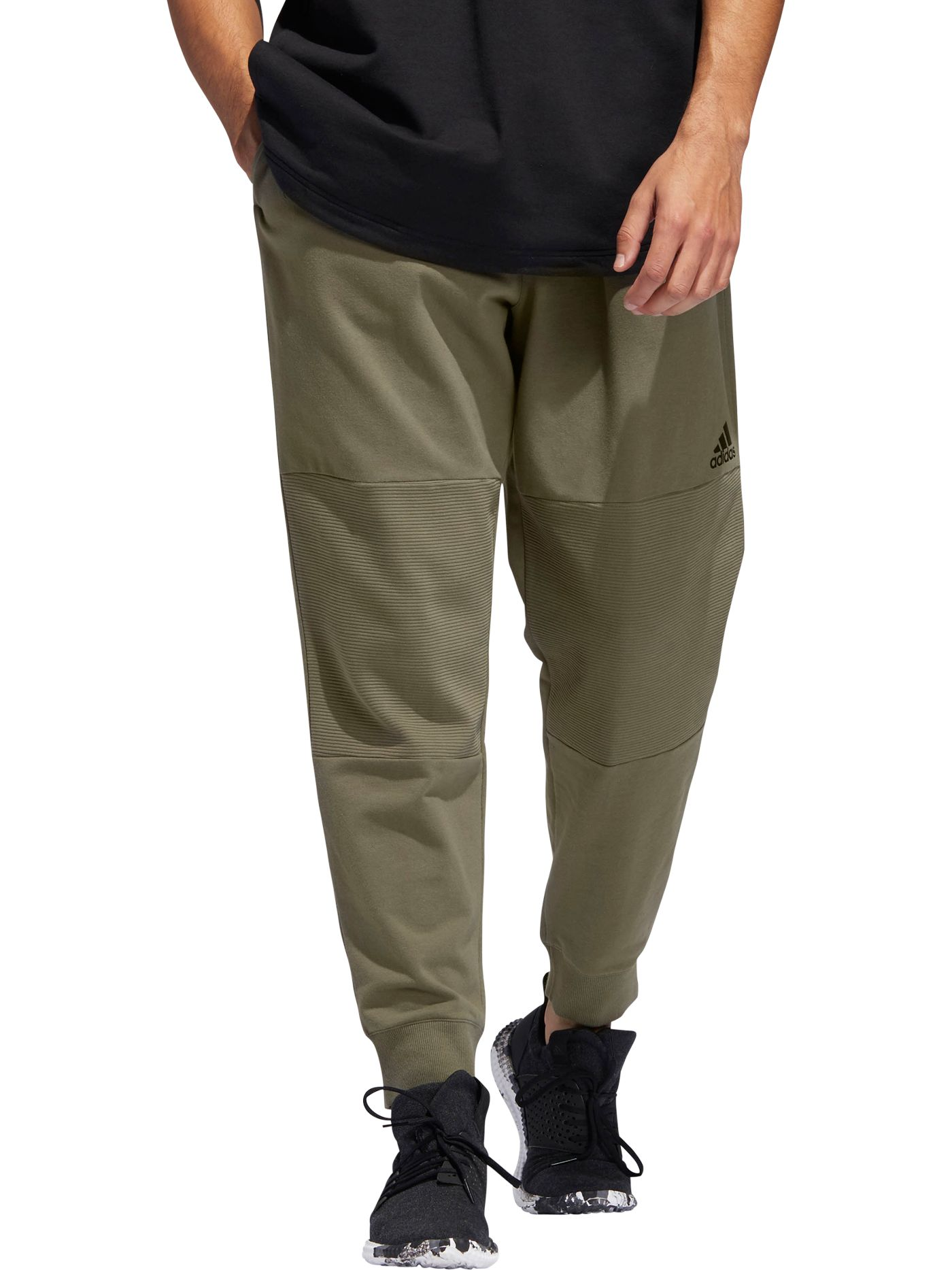 adidas Men's Post Game 7/8 Length Jogger Pants