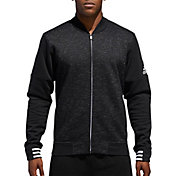 adidas Men's Post Game Fleece Bomber Jacket