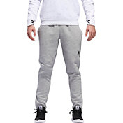 adidas Men's Post Game Fleece Tapered Pants
