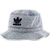 adidas Originals Men's Denim Bucket Hat