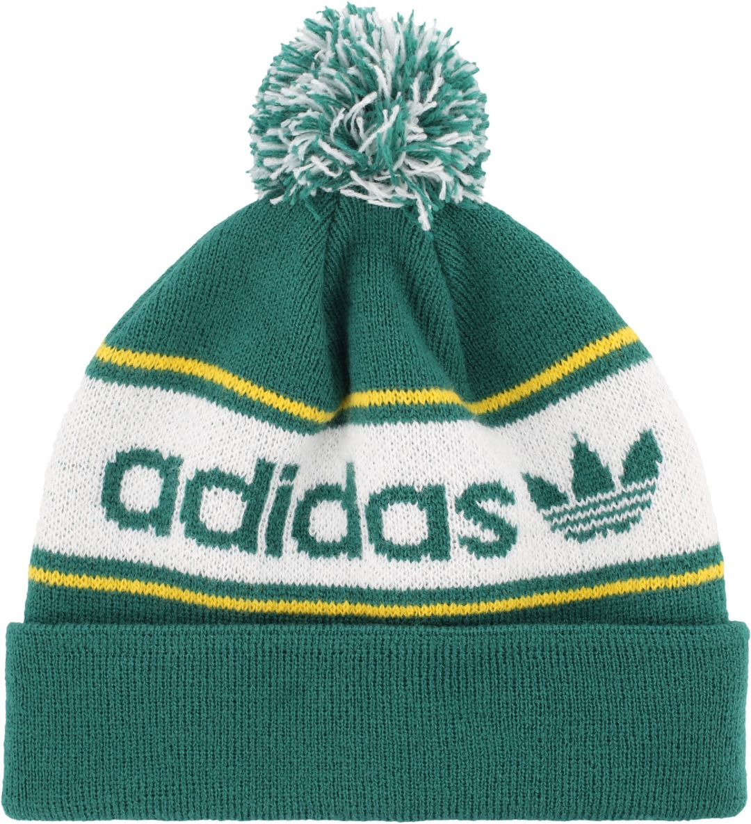 ee9f095db adidas Originals Men's Pom Beanie