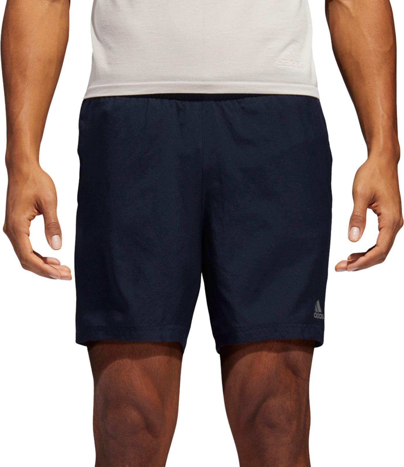 adidas Men's Run-It 9'' Lined Running Shorts