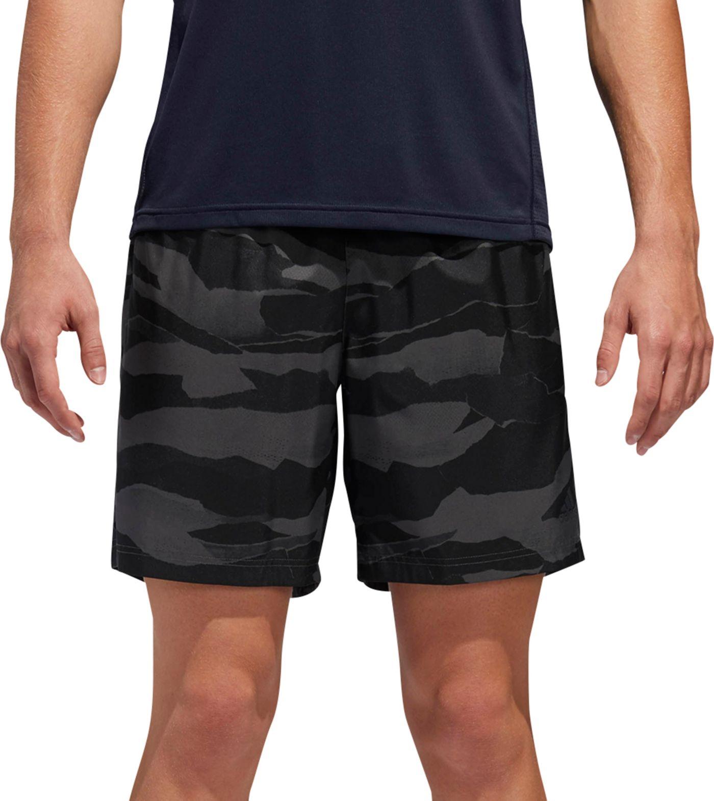 adidas Men's Response Graphic Running Shorts