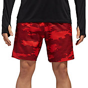 adidas Men's Response Graphic Running Shorts