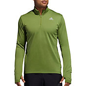 adidas Men's Response 1/4 Zip Sweatshirt