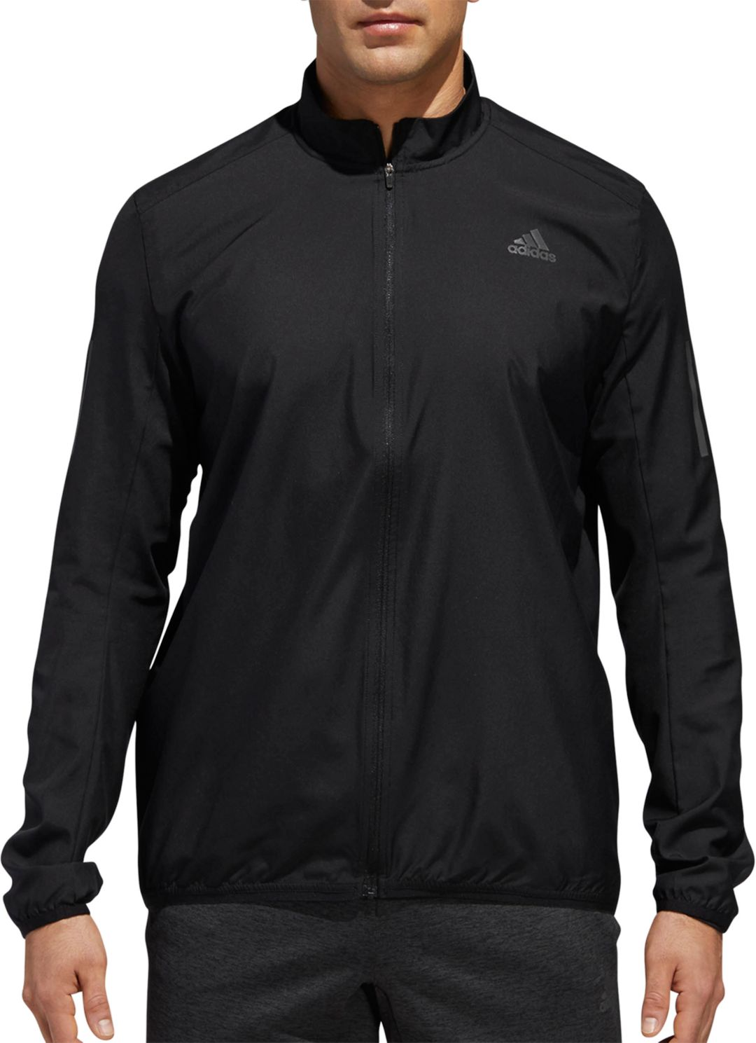 9f72b539f adidas Men's Response Wind Running Jacket
